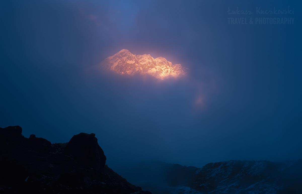 Himalaje, dziura w niebie