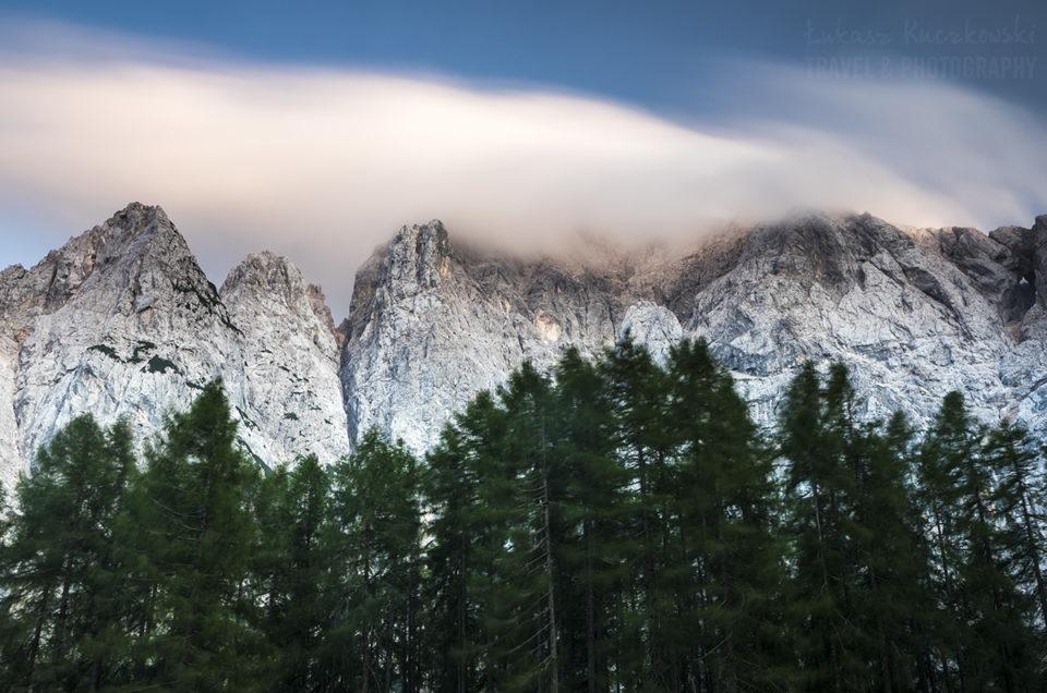 Słowenia, góry, NiSi