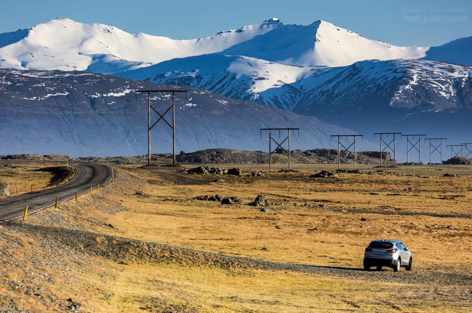 Islandia wyprawa zima 2021
